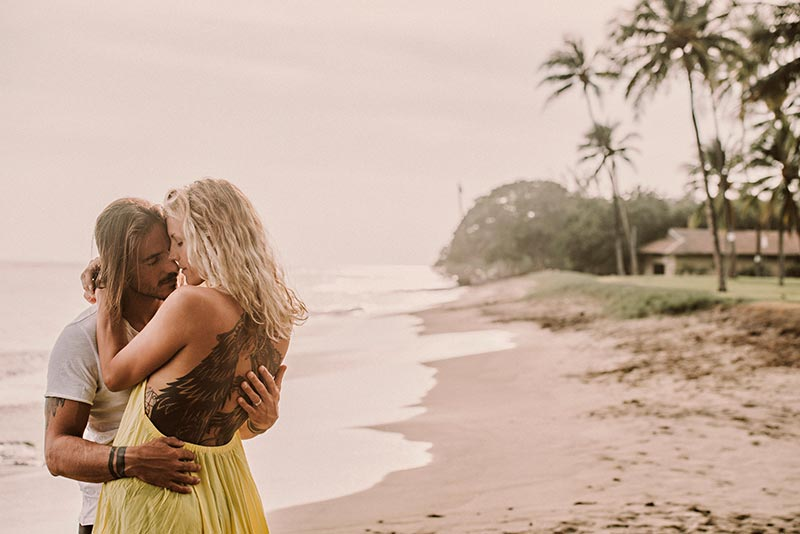 Elopement Photography Maui Hawaii
