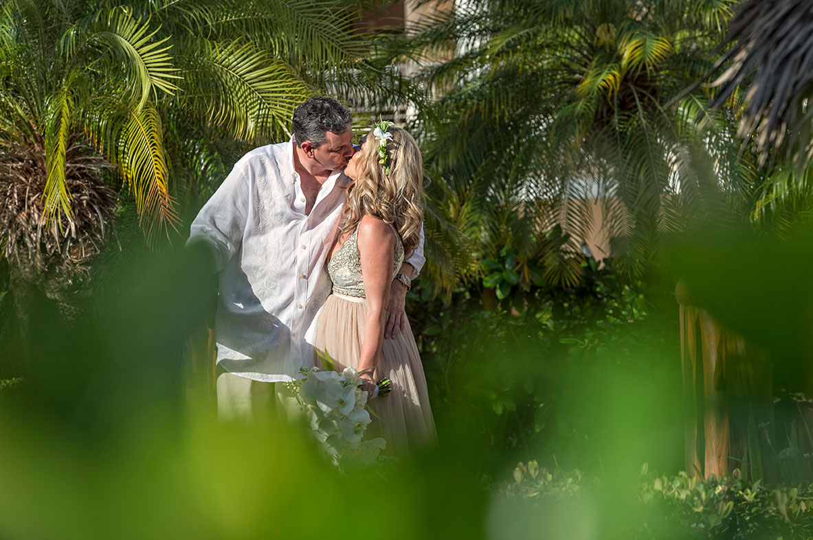 First Look Wedding Photography Maui