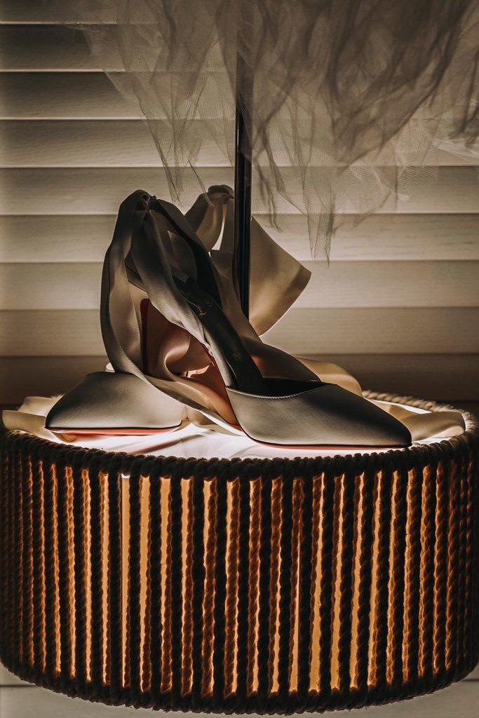 Christian Louboutin Shoes Maui Wedding