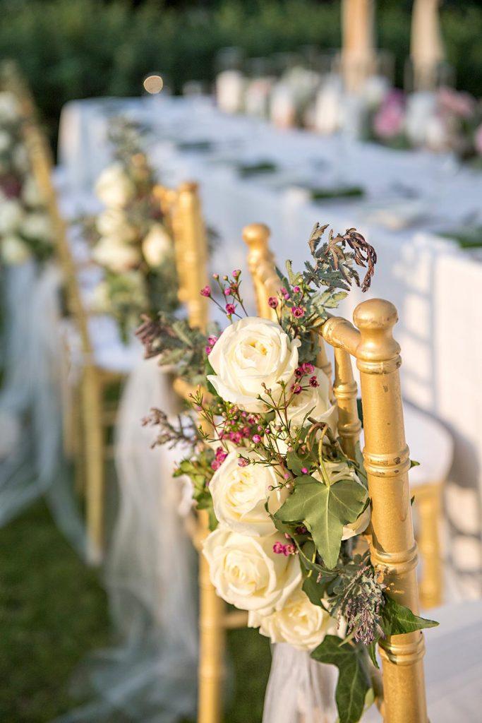 Wedding Florals at Andaz Maui
