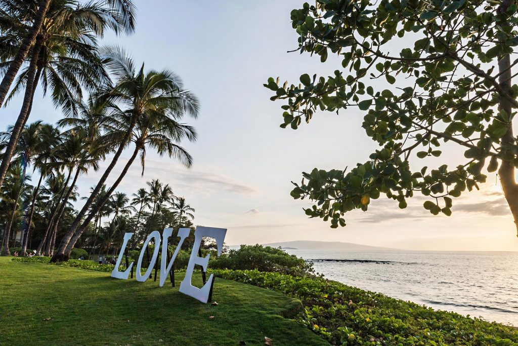 Andaz Wailea Maui Wedding Photographer