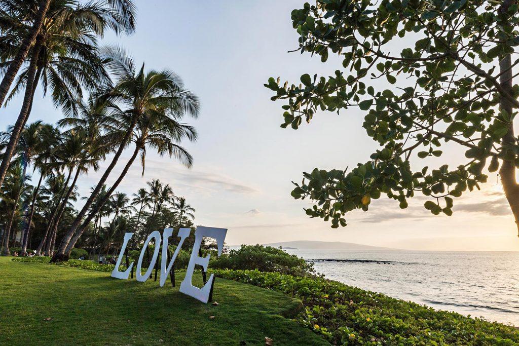 Andaz Wailea Maui Wedding Photographer