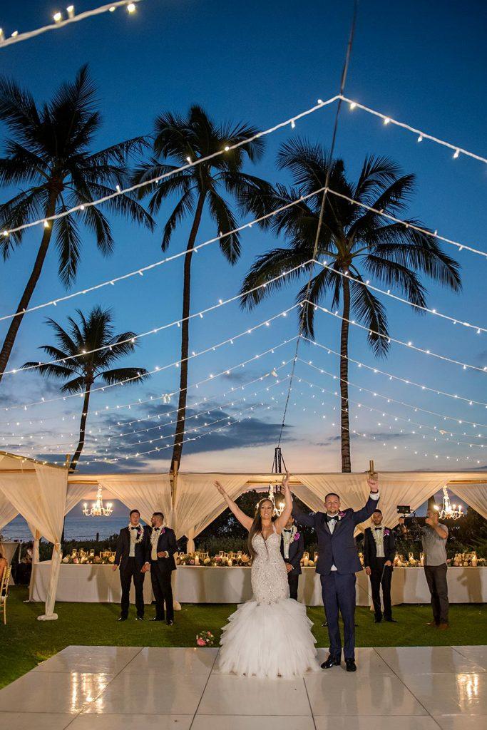 Andaz Wedding Photographer Wailea Maui