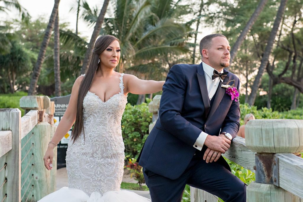 Andaz Maui Resort Wedding Photography