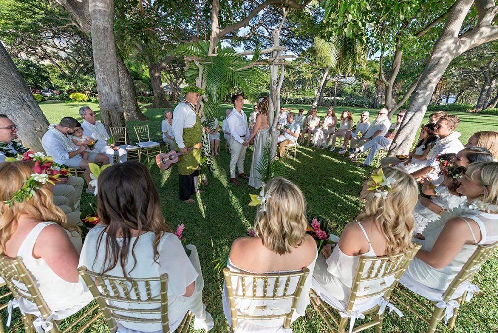 Maui Wedding Ololwalu