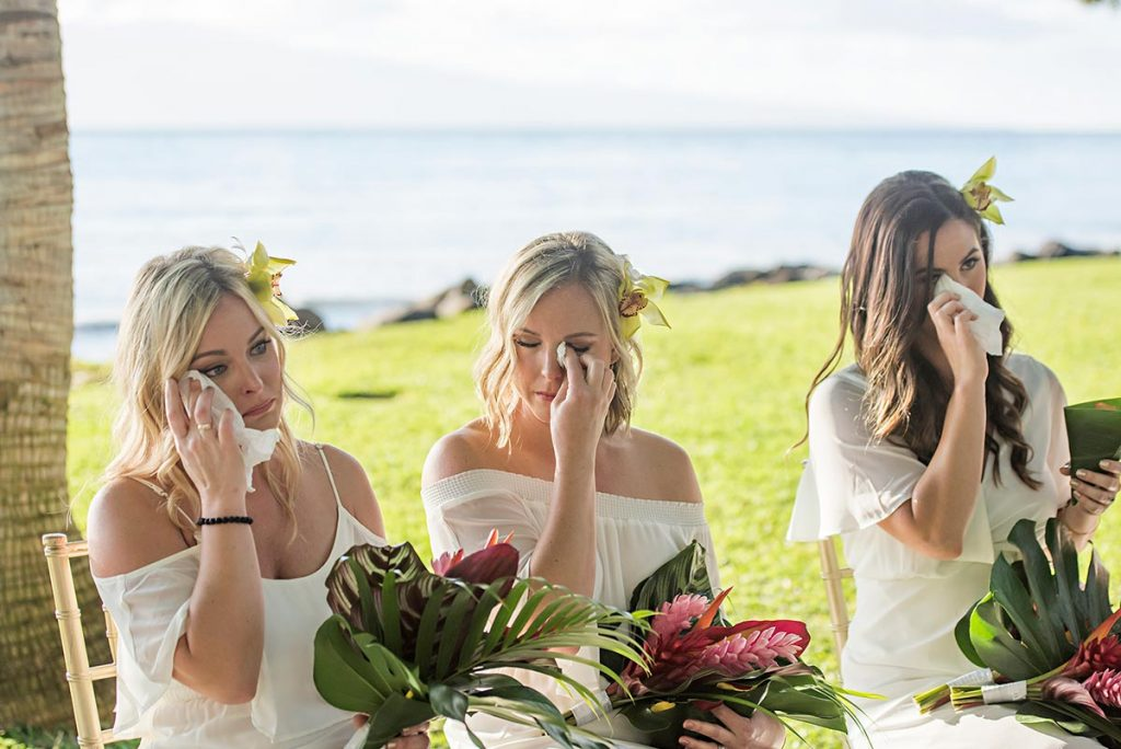 Olowalu Plantation House Bridesmaids