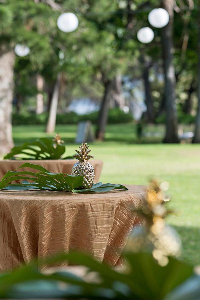 Olowalu Plantation House Wedding