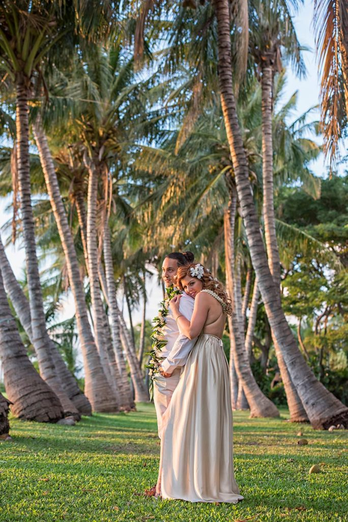 Olowalu Plantation House Wedding Photography