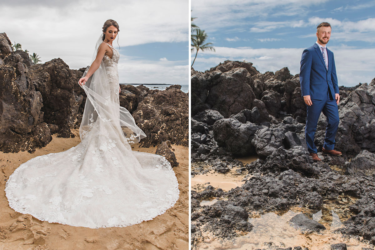 Maui Bride Photography