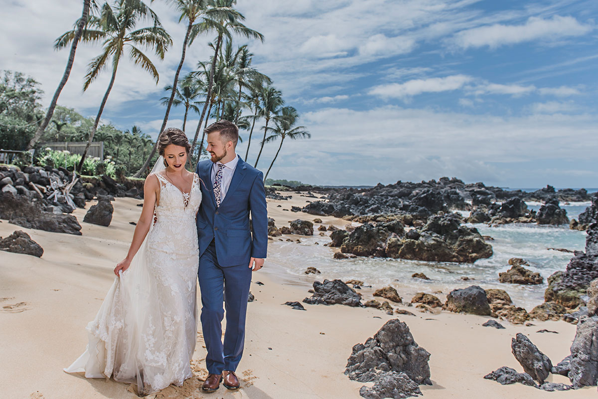 Wedding Photographers in Maui