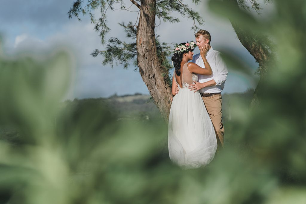 The Steeple House Maui Wedding Photography