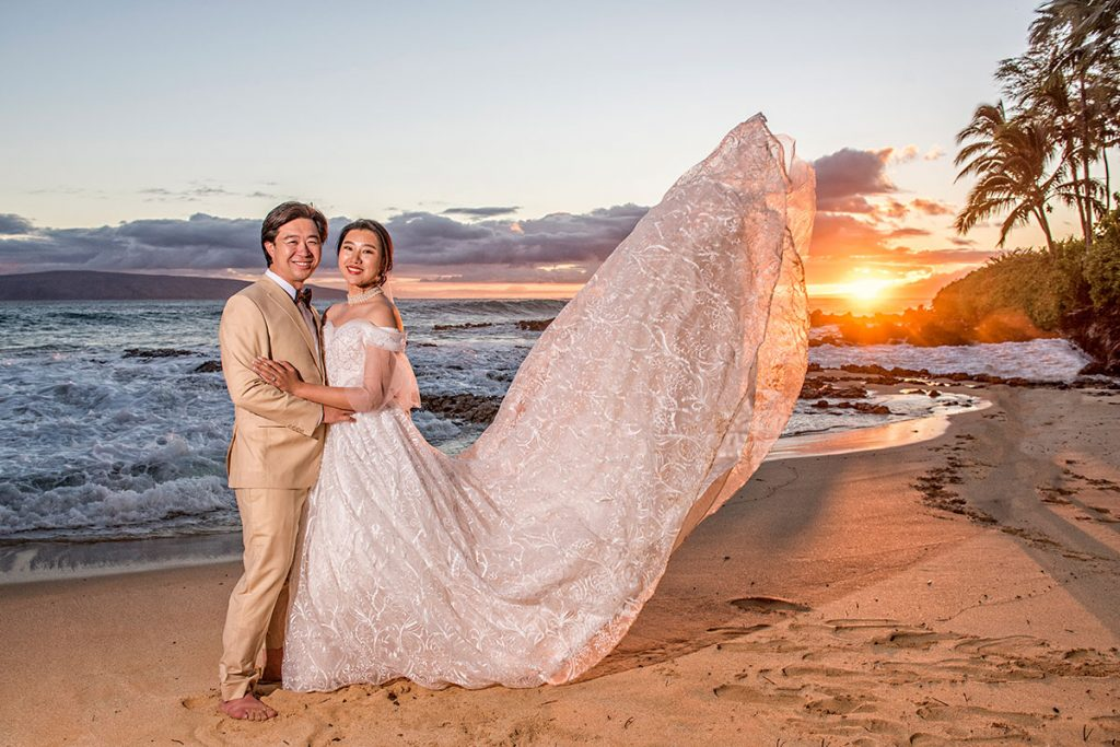 Pre-Wedding Photography Session Maui