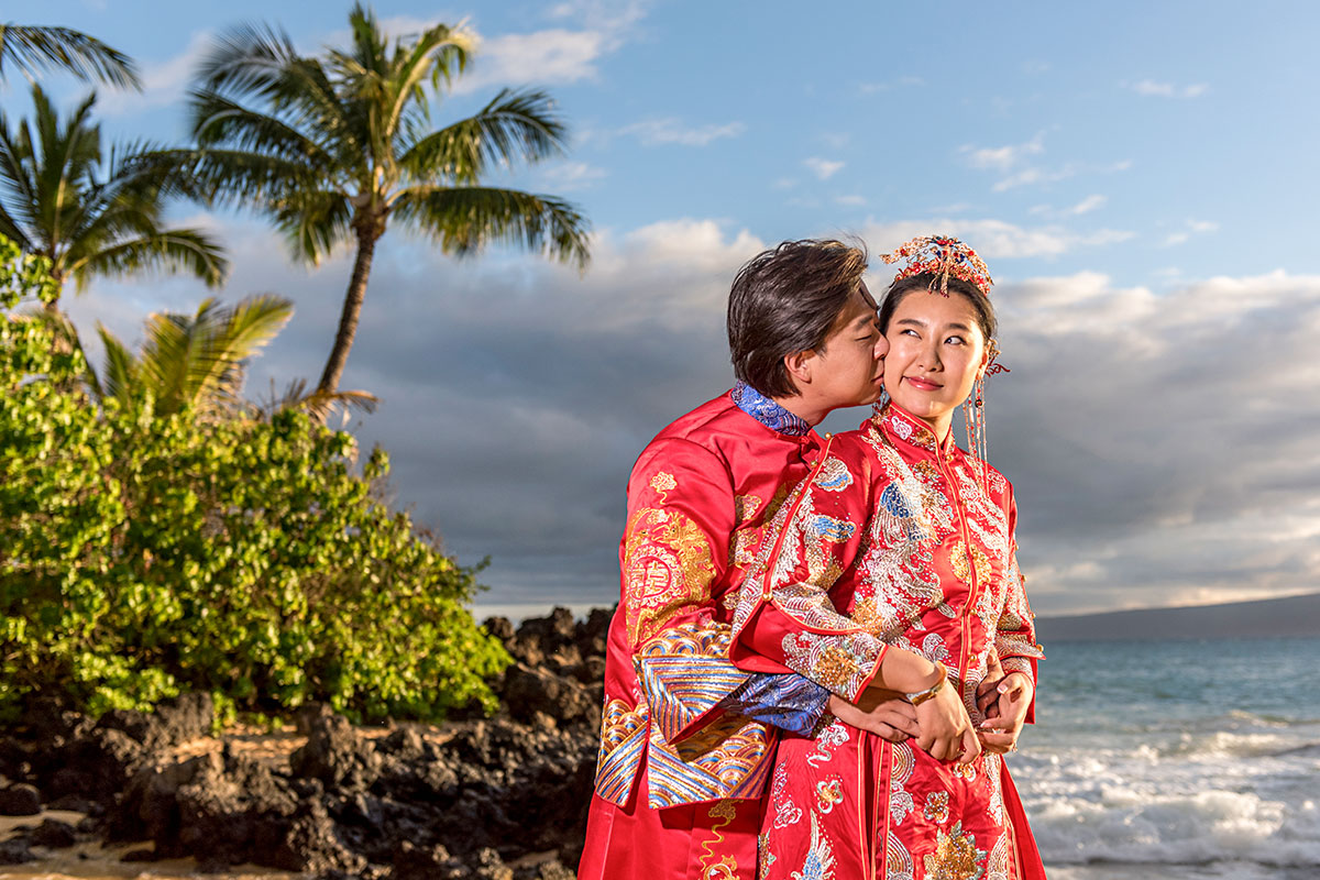 Pre-Wedding photography sessions on Maui