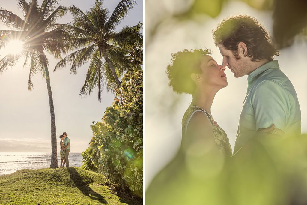 Maui Pre Wedding Photography Session