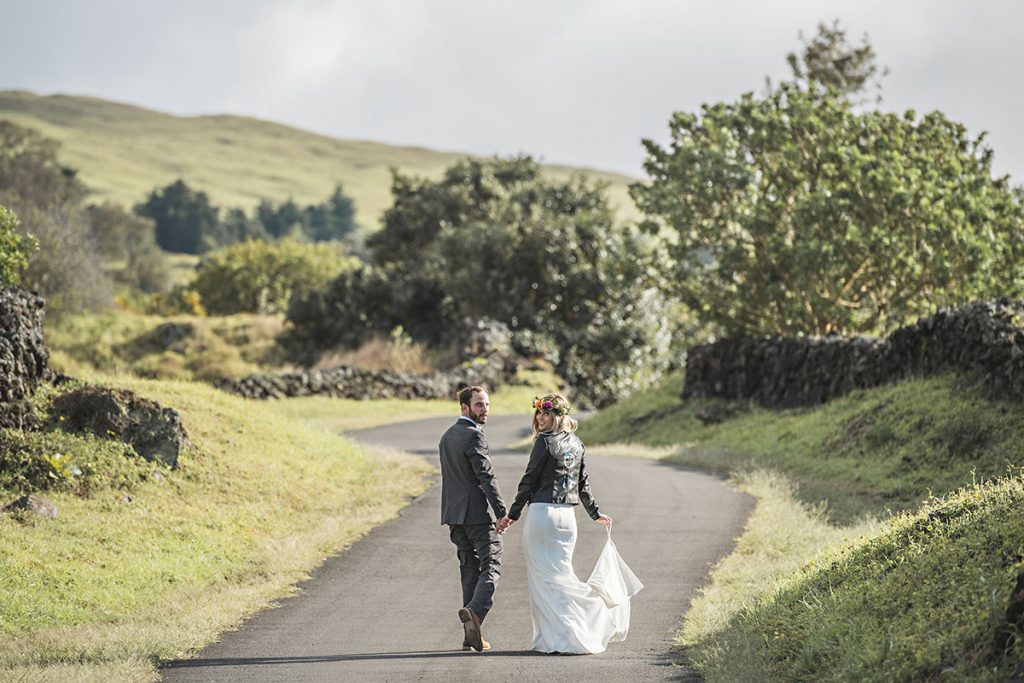 Maui Upcountry Wedding